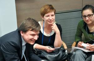 Александр Славский и Светлана Матейчук