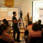 Ответы на вопросы и диалог с залом - обязательные элементы выступления