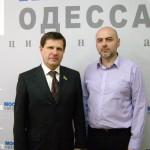 Глава Антимонопольного комитета Украины Алексей Костусев, 2010 год