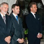 Представители дипломатического корпуса